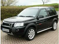 Land Rover Freelander Td4 Sport 3 door