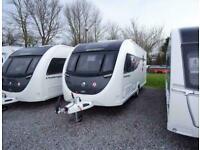2021 Swift Challenger 480 New Caravan