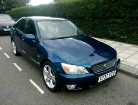 2000 LEXUS IS200 AUTOMATIC PETROL