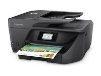 BRAND NEW PRINTER - HP OFFICEJET PRO 6960 - WIRELESS INKJET - SEALED BOX - COST £100 - ACCEPT £60
