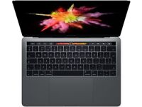 2017 Apple MacBook Pro 13' Touch Bar 512 SSD, 8GB RAM Space Grey QWERTZ (German) keyboard layout