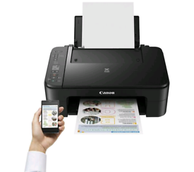 Canon Pixma TS3355 all in one inkjet printer and scanner