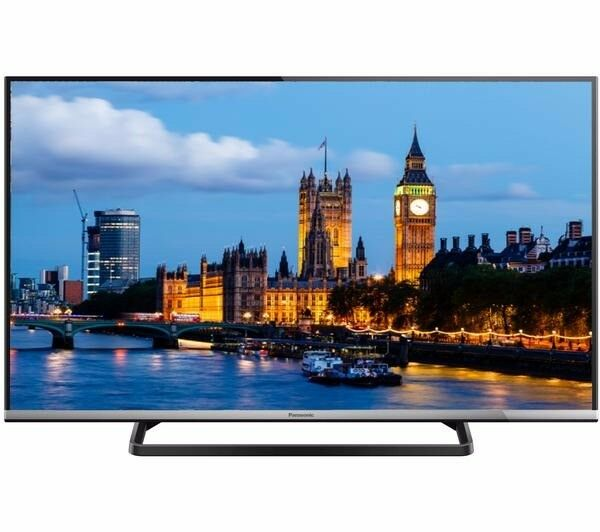 Panasonic TX-50AS520B 50-inch 1080p Full HD Smart LED TV with Built-In Wi-Fi and Freeview