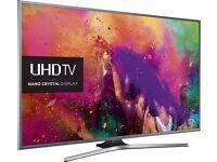 "55"" SAMSUNG UE55JU6800 Smart 4k Ultra HD 1400PQI LED TV One only £520"