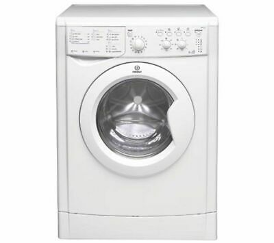INDESIT IWDC6125 Washer Dryer - White - Currys