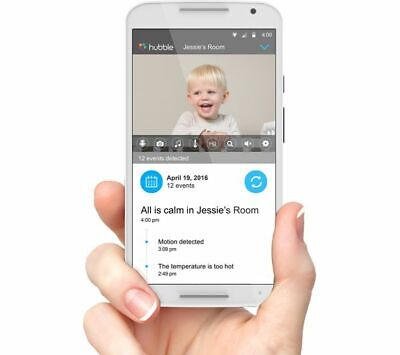 MOTOROLA MBP667 Connect Video Baby Monitor - Currys