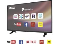 Logik L55UE18 55 Inch LCD 4K Brand new in Box