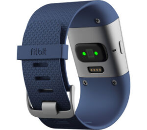 Fitbit Surge Fitness Tracker with GPS - Blue - Large