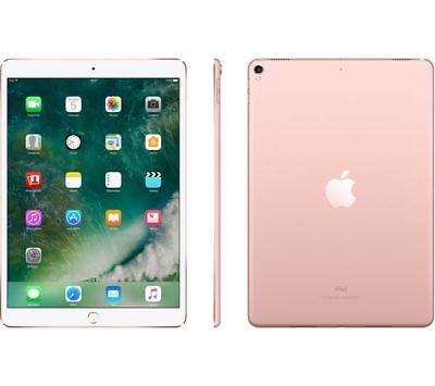 NEW Apple iPad Pro 2nd Gen 64GBGB Wi-Fi + Cellular (Unlocked) 10.5in - Rose Gold