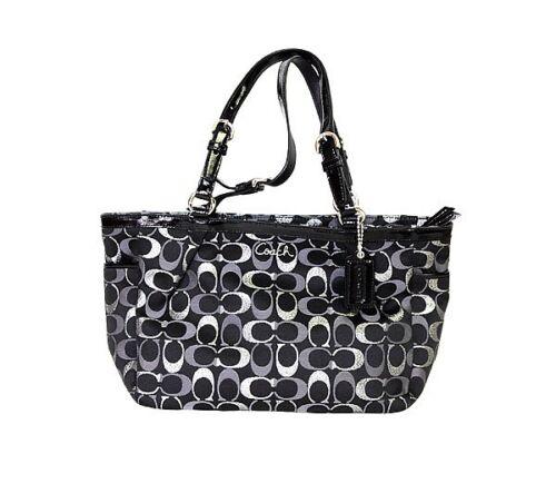 coach black purse outlet  coach- original - black