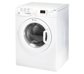 //(%)\ 7KG HOTPOINT WASHING MACHINE INCLUDES 6 MONTHS GUARANTEE