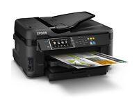 Epson A3 Printer/Scanner/Fax - WF-7610DWF