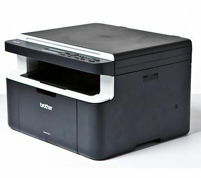 BROTHER DCP1512 All-in-One Monochrome Laser Printer - Currys