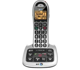 BT 4500 big button phone