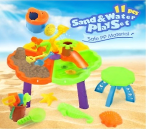 Sand and water Activity table Brookdale Armadale Area Preview