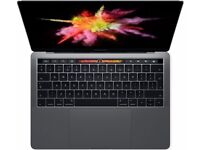 "Macbook Pro 13"" Touch Bar Space Grey"