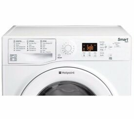 Ex Display HOTPOINT WMFUG942PUK SMART Washing Machine - White