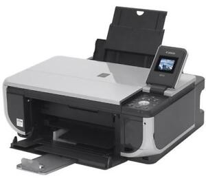 Canon MP 510 Printer - only scanner works