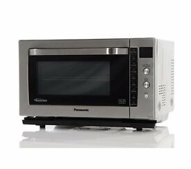 New PANASONIC NN-CF778SBPQ Combination Microwave Stainless Steel 1000W 27L Was: £299.99