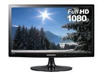 TV monitor Samsung 27 inch LT27B300 fullhd digital tuner freeview
