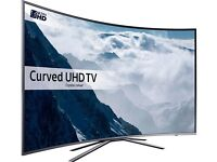"""New 55"""" 4K Samsung curved HDR"""