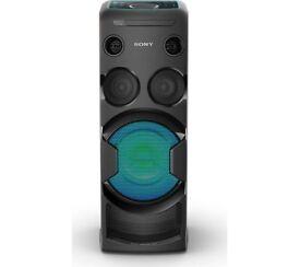 SONY MHC-V50D Wireless Megasound Hi-Fi System - Black / NEW