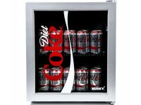 HUSKY Diet Coke HUS-HY209-HU 46 Litre Drinks Cooler Silver