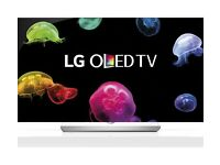 "LG 55EF950V Smart 3D 4k Ultra HD 55"" OLED TV + PLUS A 24 INCH SMART TV"