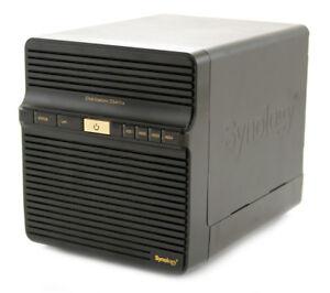 Synology DS411+ (4-BAY DiskStation NAS Server)