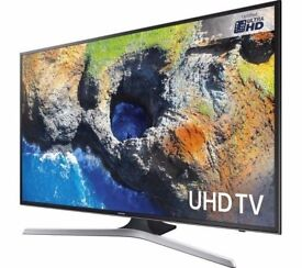 SAMSUNG UE40MU6100,40inch 4K ULTRA HD SMART TV.Sensational Nano Crystal Colour,2017 MODEL,NEW BOXED