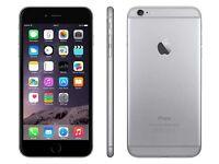 Iphone 6 grey unlocked boxed