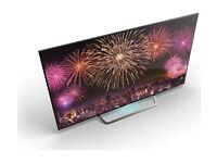 """SONY BRAVIA KD43X8309CBU Smart 4k Ultra HD 43"""" LED TV - Black"""