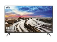 "BRAND NEW SAMSUNG 65"" Smart 4K Ultra HD HDR FLAT SCREEN LED Voice Control TV"