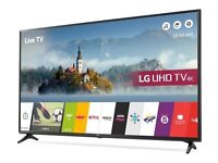 """VERY NEW,49""""LG SMART LED HDR WEBOS TV"""