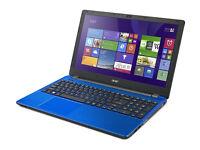 "Acer Aspire E5-571 15.6"" Laptop - Intel core i3 - Blue"