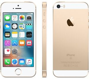 iPhone SE 16GB Gold Bell