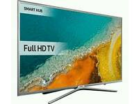 "New & Boxed Samsung UE32K5600AK 32"" Full HD 1080p LED Smart TV with Freeview HD WiFi Energy A"