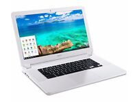 Acer 15 CB5-571-C1VQ 15.6″ Chromebook - White