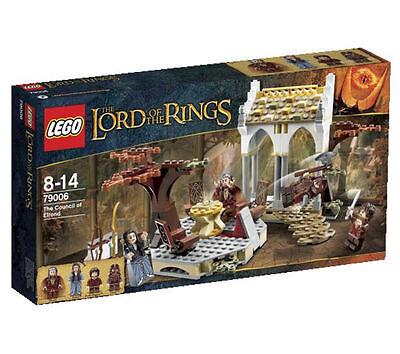 Außerhalb Spielzeug (LEGO LORD OF THE RINGE 79006 DER RAT VON ELROND NEU SELTENE AUßERHALB PRODUKTION)