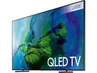 "Samsung 65"" QLED flagship TV Certified Ultra HD Smart 4K QE65Q9FAMT"