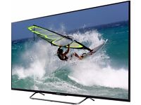 "55 INCH SONY BRAVIA 55W809CBU Smart 3D WIFI 1080P FULL HD 55"" LED TV BRAND NEW WITH 12 MONTHS WARRAN"