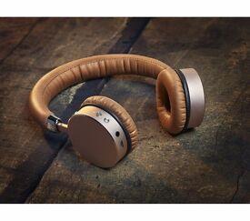 Goji ROSE GOLD wireless headphones. NOT BEATS