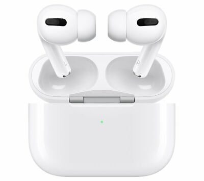 APPLE AIRPODS PRO TRUE WIRELESS BLUETOOTH IN EAR HEADPHONES GENUINE MWP22ZM/A