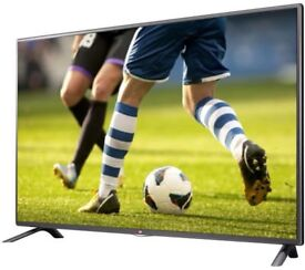 LG 55 inch Ultra Slim LED TV with Freesat HD & Freeview HD