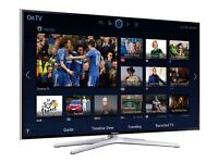"50"" Samsung 3D Smart LED TV Freeview HD Full HD 1080p warranty and delivered"