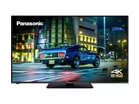 """43"""" PANASONIC SMART WIFI 4K ULTRA HD HDR LED TV CAN DELIVER"""