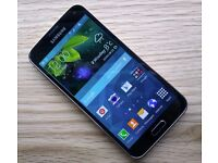 SAMSUNG GALAXY S5 MOBILE PHONE ON EE