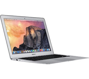 Macbook Air 13.3 128g New, With receipt from Apple store