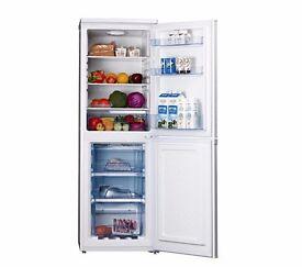 LOGIK LFC50W12 Fridge Freezer - White