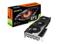 NEW AND SEALED GIGABYTE GeForce RTX 3060 12 GB GAMING OC Graphics Card